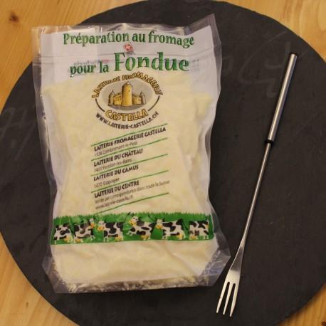 Mélange fondue pur vacherin