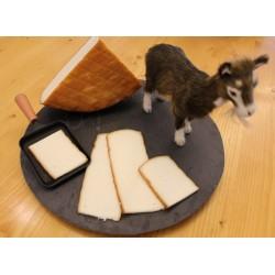 Raclette chèvre