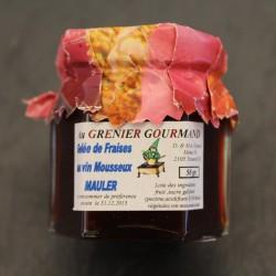 Gelée fraise Mauler